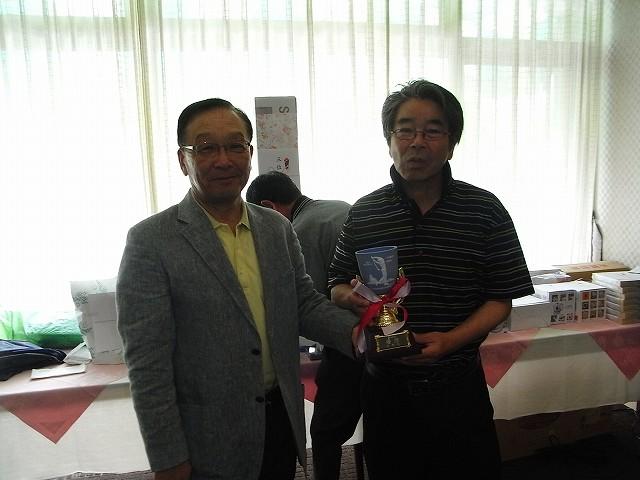 チャンピオン:和田利昭様